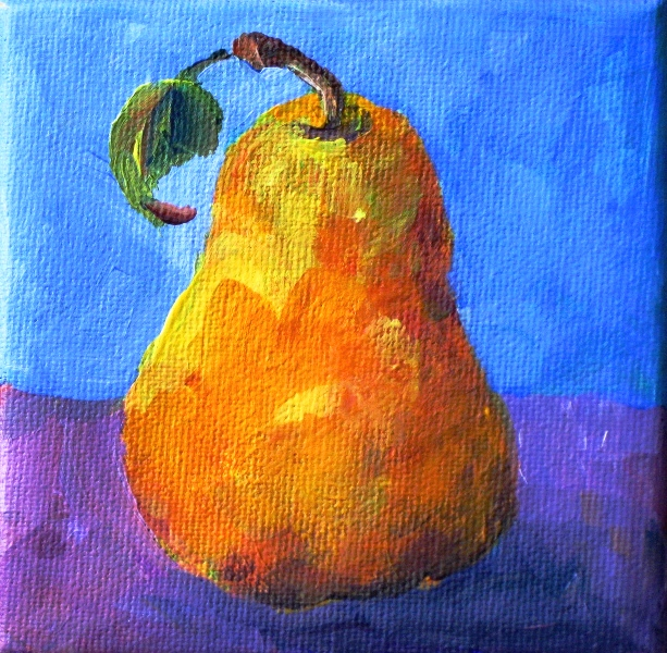 Elaine Tweedy - Pear