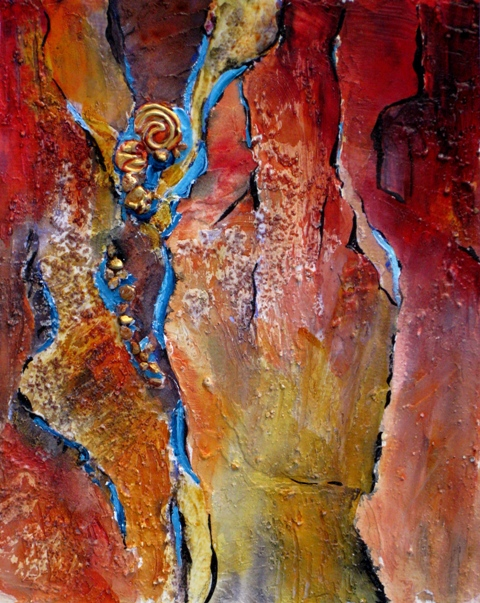 Elaine Tweedy - Red Rock Formation