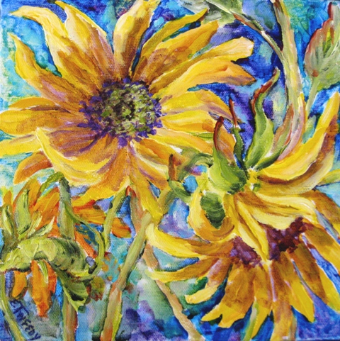 Elaine Tweedy - Sunflower Duet