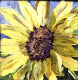 Elaine Tweedy - Sunbeam Sunflower II (SOLD)