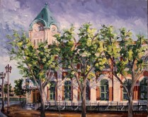 Elaine Tweedy - Old Strathcona Post Office  (SOLD)