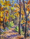 Elaine Tweedy - Fall (Sold)