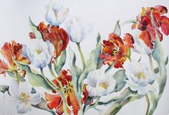 Elaine Tweedy - Dancing Tulips