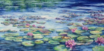 Elaine Tweedy - Monet's Passion