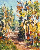 Elaine Tweedy - Late Autumn Colours