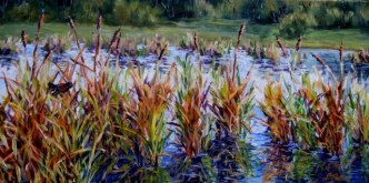 Elaine Tweedy - Spring Rushes II