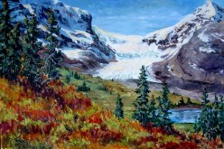 Elaine Tweedy - Glacier Retreat