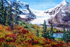 Elaine Tweedy - Glacier in Retreat