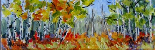 Elaine Tweedy - Autumn Beauty (SOLD)