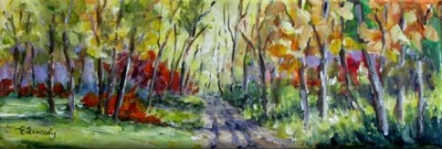 Elaine Tweedy - Autumn Solitude (SOLD)
