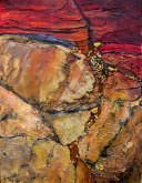 Elaine Tweedy - Layers of Red Rock and Yellow