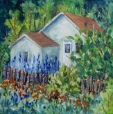 Elaine Tweedy - Summer Cottage