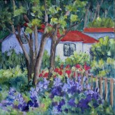 Elaine Tweedy - Cottage in the Woods