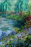 Elaine Tweedy - Giverny Water Garden