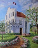 Elaine Tweedy - Tina's Grandfathers Home - Denmark (commission)