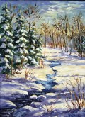 Elaine Tweedy - Winterscape II